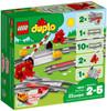 LEGO 10882 DUPLO Train Tracks