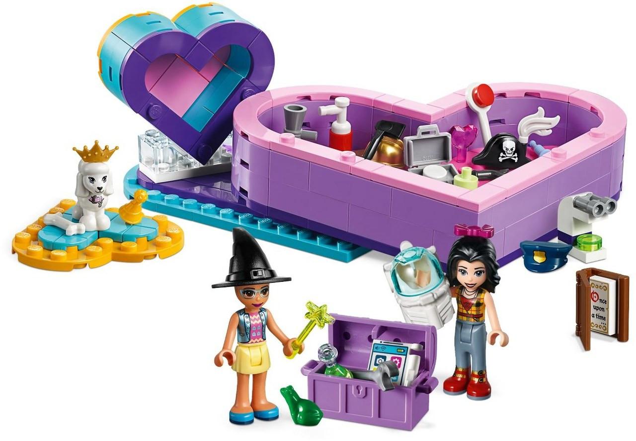 LEGO 41359 Friends Heart Box Friendship Pack - QQBricks