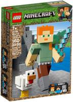 LEGO 21149 Minecraft Minecraft  Alex BigFig with Chicken