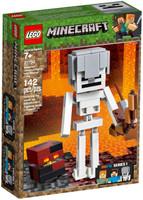 LEGO 21150 Minecraft Minecraft  Skeleton BigFig with Magma Cu