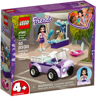 LEGO 41360  Friends Emma's Mobile Vet Clinic