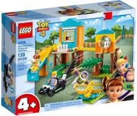 LEGO 10768 Juniors Toy Story Buzz and Bo Peep's Playground Adventure