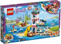 LEGO 41380  Friends Lighthouse Rescue Center