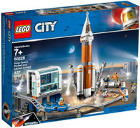 LEGO 60228  City Deep Space Rocket and Launch Control (Retired)