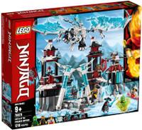 LEGO 70678 Ninjago Castle of the Forsaken Emperor (Retired)