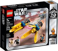 LEGO 75258 Star Wars™ Anakin's Podracer- 20th Anniversary Edition (Retired)
