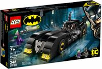 (Retired) LEGO 76119 Super Heroes Batmobile: Pursuit of The Joker