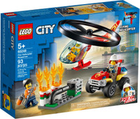 LEGO 60248 City Fire Fire Helicopter Response
