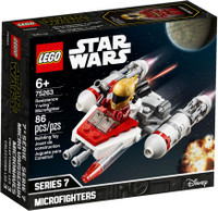 LEGO 75263 Star Wars™ Resistance Y-wing™ Microfighter