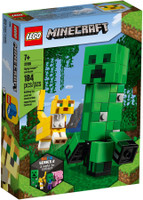 LEGO 21156 Minecraft BigFig Creeper™ and Ocelot (Retired)