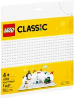LEGO 11010 LEGO Classic White Baseplate
