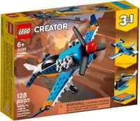 LEGO 31099 LEGO Creator Propeller Plane