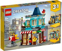 LEGO 31105 LEGO Creator Townhouse Toy Store