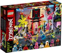 LEGO 71708 Ninjago Gamer's Market (Retired)