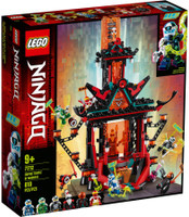 LEGO 71712 Ninjago Empire Temple of Madness (Retired)