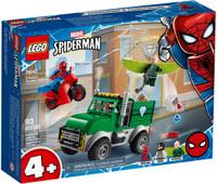 LEGO 76147 Super Heroes Vulture's Trucker Robbery (Retired)
