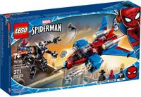 LEGO 76150 Super Heroes Spiderjet vs. Venom Mech (Retired)