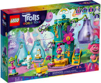 LEGO 41255 Trolls World Tour Pop Village Celebration