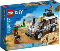 LEGO 60267  City Safari Off-Roader