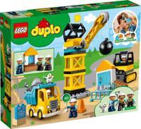 LEGO 10932 DUPLO Wrecking Ball Demolition (Retired)