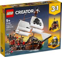 LEGO 31109 LEGO Creator Pirate Ship