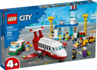LEGO 60261  City Central Airport (Retired)