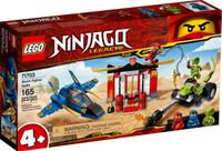 LEGO 71703 Ninjago Storm Fighter Battle (Retired)