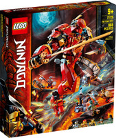 LEGO 71720 Ninjago Fire Stone Mech (Retired)