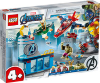 LEGO 76152 Super Heroes Avengers Wrath of Loki (Retired)