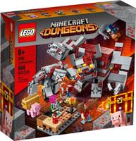 LEGO 21163 Minecraft The Redstone Battle (Retired)