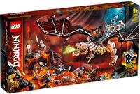 LEGO 71721 Ninjago Skull Sorcerer's Dragon