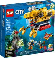 LEGO 60264  City Ocean Exploration Submarine (Retired)