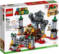 LEGO 71369 Super Mario™ Bowser's Castle Boss Battle