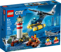 LEGO 60274 City Police Lighthouse Capture