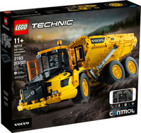 LEGO 42114 Technic 6x6 Volvo Articulated Hauler