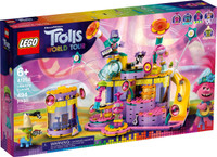 LEGO 41258 Trolls World Tour Vibe City Concert
