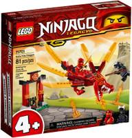 LEGO 71701 Ninjago Kai's Fire Dragon
