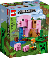 LEGO 21170 Minecraft The Pig House