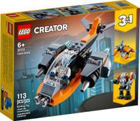 LEGO 31111 LEGO Creator Cyber Drone