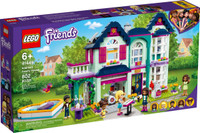 LEGO 41449  Friends Andrea's Family House