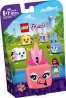 LEGO 41662  Friends Olivia's Flamingo Cube