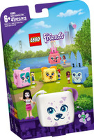 LEGO 41663  Friends Emma's Dalmatian Cube