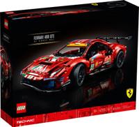 LEGO 42125 Technic Ferrari 488 GTE 'AF Corse #51'