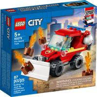 LEGO 60279  City Fire Hazard Truck (Retired)