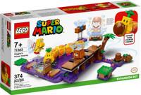 LEGO 71383 Super Mario™ Wiggler's Poison Swamp