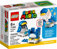 LEGO 71384 Super Mario™ Penguin Mario Power-Up Pack