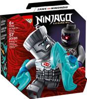 LEGO 71731 Ninjago Epic Battle Set - Zane vs. Nindroid