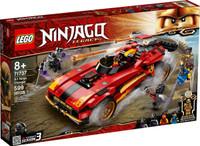 LEGO 71737 Ninjago X-1 Ninja Charger