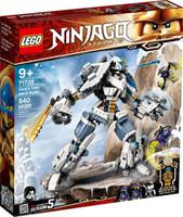 LEGO 71738 Ninjago Zane's Titan Mech Battle