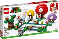 LEGO 71368 Super Mario™ Toad's Treasure Hunt